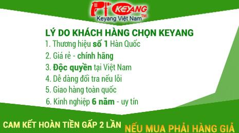 Lý do chọn mua máy khoan Keyang Hàn Quốc